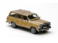 1:43 JEEP GRAND WAGONEER 1979 Gold