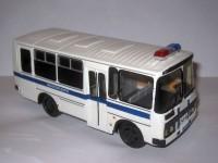 1:43 Павловский автобус 32053 ОМОН