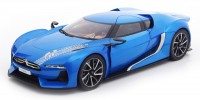 1:18 CITROEN GT Concept Car 2008 Electric Blue