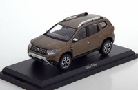1:43 RENAULT DACIA Duster 2 4 WD 2018 Vison Brown