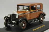 1:43 OPEL 10/40 Model 80 1928 Brown/Black
