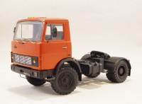 1:43 МАЗ-5433 (1987) Седельный тягач 4х2 с малой кабиной, 1987 г.
