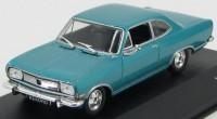 1:43 Opel Rekord B Coupe 1965 Metallic Turquoise