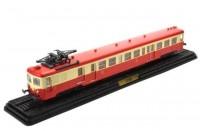 1:87 Z-7125 (L'AUTOMOTRICE Z-7100) 1960 Red/Beige