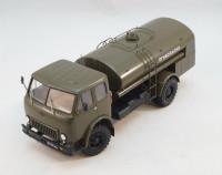 1:43 ТЗ-500 Топливозаправщик на базе МАЗ-500, 1965-1970 гг.