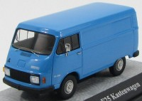 1:43 Hanomag F25 Box Wagon 1966 (blue)