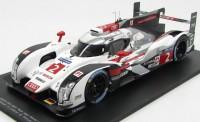 1:18 Audi R18 e-tron quattro #2 Winner LM P1-H 2014, Audi Sport Team Joest, M. Fässler - A. Lotterer