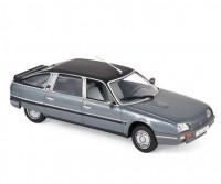 1:43 CITROEN CX Turbo 2 Prestige 1986 Fox Grey Metallic/Black