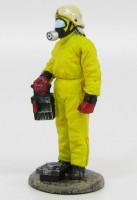 1:32 Пожарный в костюме хим.защиты Германия 1996
