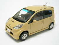 1:43 Honda Life  2003 Brown