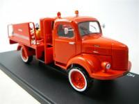 1:43 HOTCHKISS PL20 4x4 Pompiers aeroport Tambacounda (пожарный) 1963