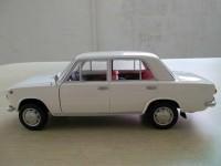 1:18 ВАЗ 2101 «Жигули» 1971 Белый ( тираж 500 шт.)