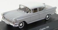 1:43 Opel Kapitän- 1958  Grey Como/Alabaster