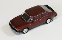 1:43 SAAB 99 Turbo Combi Coupe 1977 Wine Red