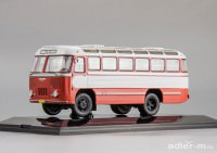 """1:43 Павловский Автобус тип 652 1960 г., маршрут """"Одесса - Заказной"""", L.e. 300 pcs."""