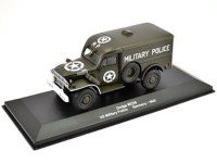 "1:43 DODGE WC54 ""US Military Police"" Германия 1945"