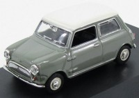 1:43 MINI Car OEW 1959 Tweed Grey
