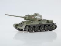 1:43 Советский средний танк Т-34-85