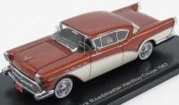 1:43 BUICK Roadmaster Hardtop Coupe 1957 Metallic Brown/Crеme