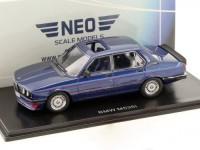 1:43 BMW M535i  (E12) 1980 Metallic Dark Blue