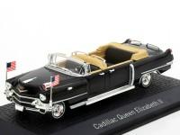1:43 CADILLAC Limousine Queen Elizabeth II Voyage 1959