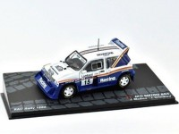 1:43 MG Metro 6R4 #15 J.McRae/I.Grindrod RAC Rally 1986