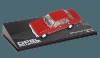 1:43 CHEVROLET Opala 1968-1969 Red