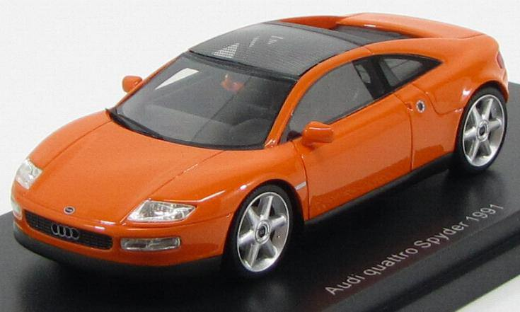 1:43 Audi Quattro Spyder 1991 (специальное издание) (orange)