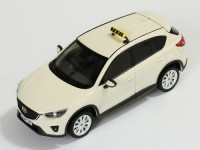 "1:43 MAZDA CX-5 ""German Taxi"" 2012"
