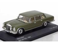 1:43 Mercedes-Benz 600 (W100) 1964 Metallic Green