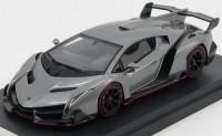 1:43 Lamborghini Veneno Geneva Motorshow 2013 (grey)