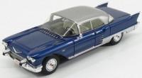 1:43 CADILLAC Eldorado Brougham 1957 Blue/Silver
