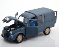 1:18 CITROEN 2CV AK350 Fourgonnette (фургон) 1966 Névé Blue
