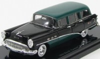 1:43 Buick Century Estate Wagon 1954 (black / green)