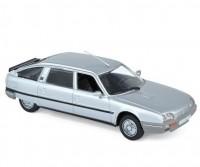 1:43 CITROEN CX Turbo 2 Prestige 1986 Silver