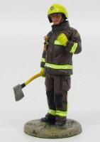 1:32 Английский пожарный с топором г.Лондон 2003