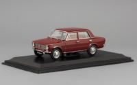 1:43 ВАЗ-2101 (1970), вишневый