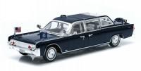 1:43 LINCOLN Continental SS-100-X 1961 президента США Джона Кеннеди