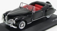 1:43 LINCOLN Continental Convertible 1939 Black