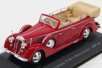 1:43 LANCIA  Astura IV Serie Ministeriale 1938 Red