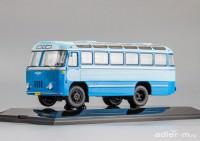 """1:43 Павловский Автобус тип 652 1960 г., маршрут """"Автовокзал - Шамсиобод"""", L.e. 300 pcs."""