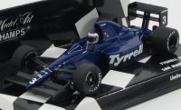1:43 TYRRELL FORD 018 J. Palmer GP San Marino 1989