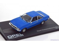 1:43 OPEL Commodore B GS/E 1972-1977 Metallic Blue