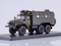 1:43 Уральский грузовик 4320 кунг