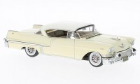 1:43 CADILLAC Series 62 Hardtop Coupe 1957 Beige/White