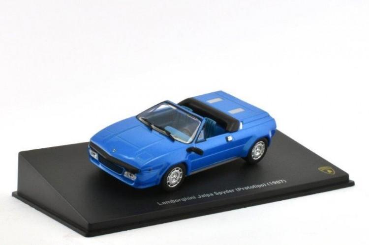 1:43 LAMBORGHINI Jalpa Spyder (Prototipo) 1987 Blue