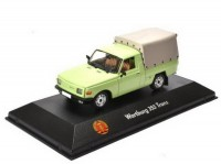 1:43 WARTBURG 353 Pick-up 1977 Light Green
