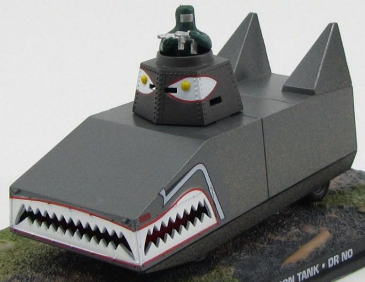 "1:43 Dragon Tank из к.ф. ""Dr. No"" 1962"