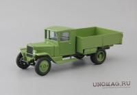 1:43 ЗИС-5В бортовой (1942), зеленый