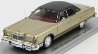 1:43 Mercury Grand Marquis 4-door 1978 (gold)